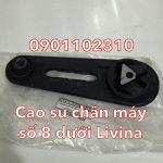 Cao su chân máy số 8 dưới Livina 11360ED000